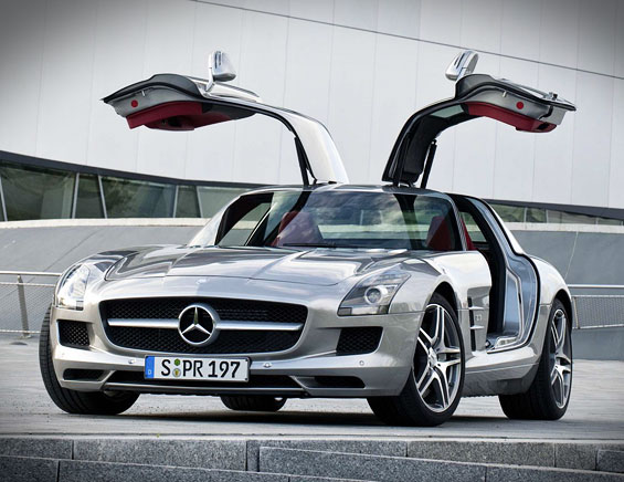 Mercedes-Benz , SLS for rent in Cancun, Playa del Carmen, or Mayan Riviera